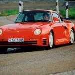 Porsche célèbre les 30 ans de la Porsche 959