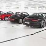La Porsche Targa fête ses 50 ans – Histoire de la Porsche 911 Targa