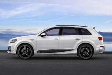 ABT QS7 – Un kit carrosserie pour l'Audi Q7 par ABT