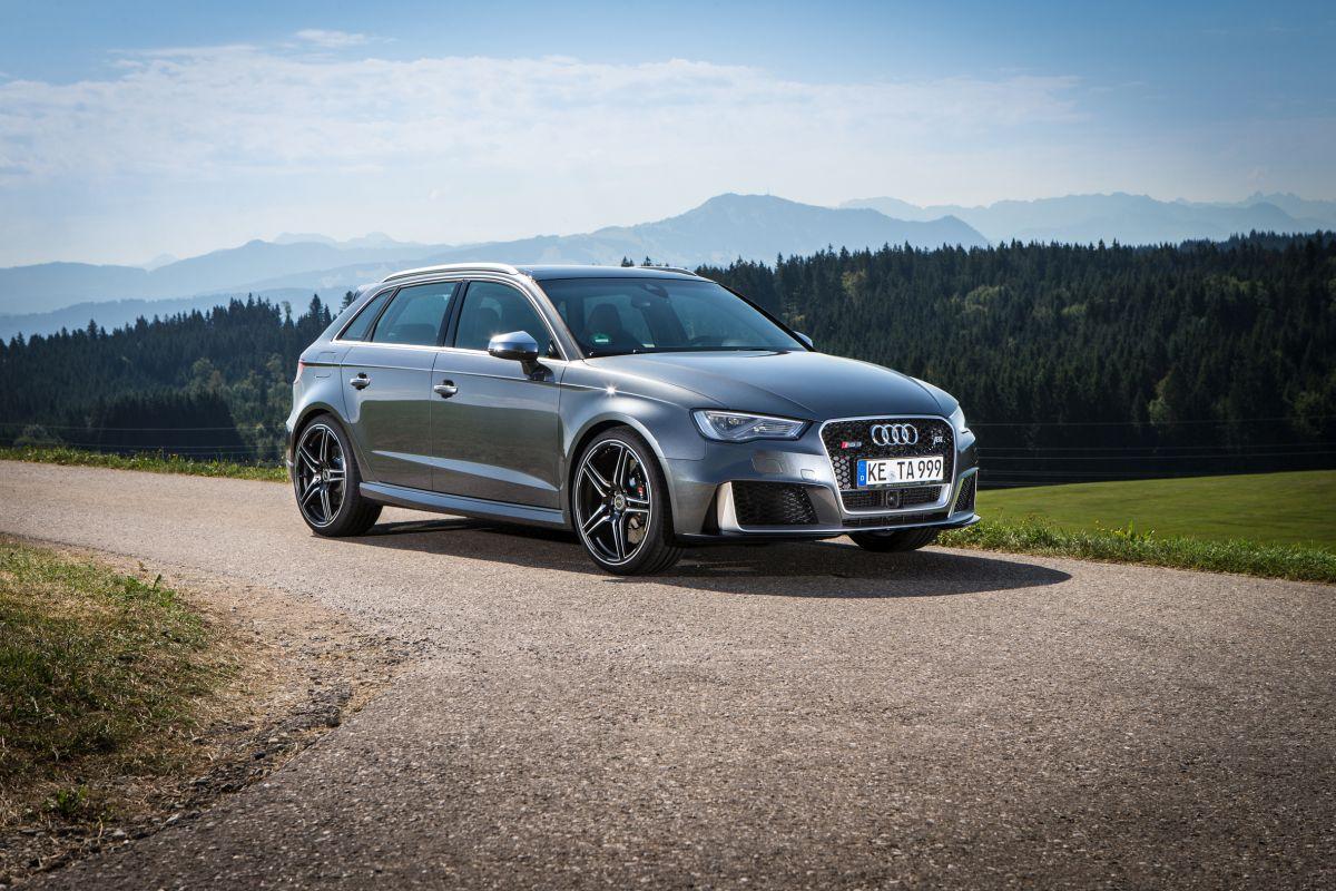 ABT Sportsline propose 430 ch pour la nouvelle Audi RS 3