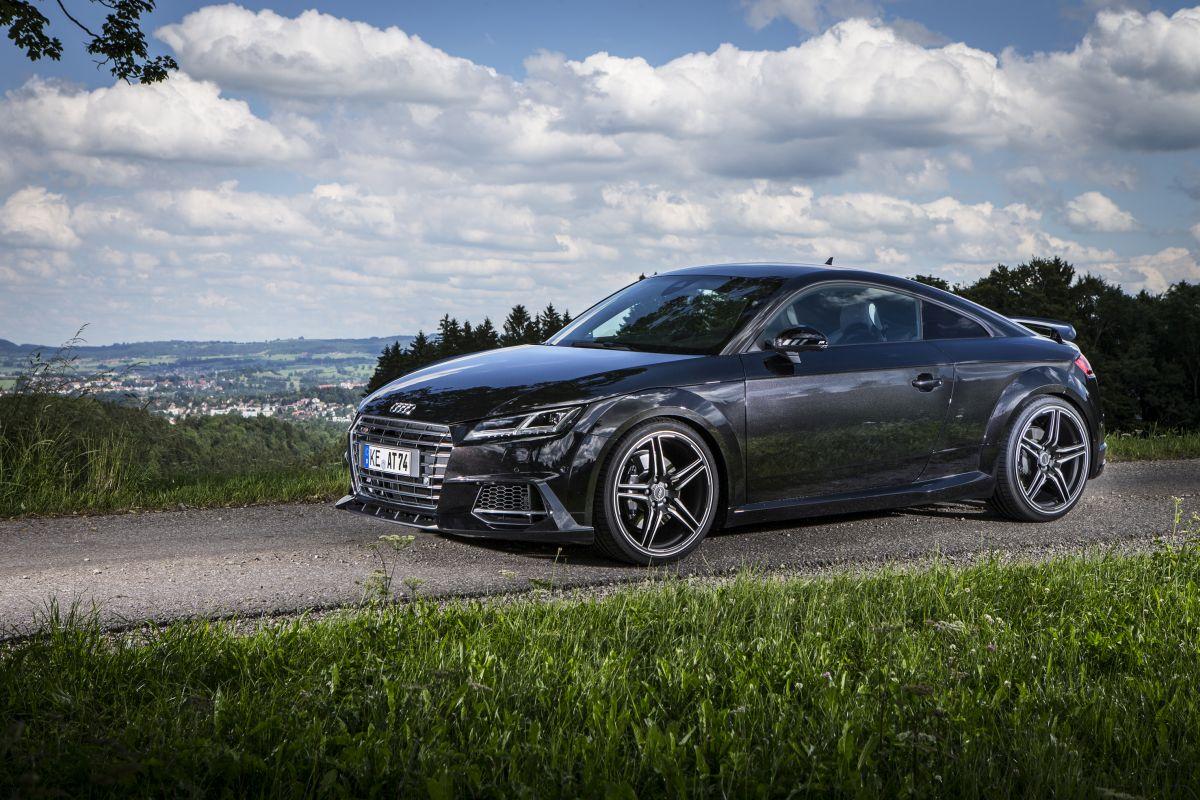 Agrément de conduite XXL - avec l'Audi TTS de 370 chevaux boostée par ABT
