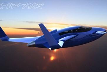Raptor Diesel GT – Un avion motorisé par un moteur Audi 3.0 L V6 TDI