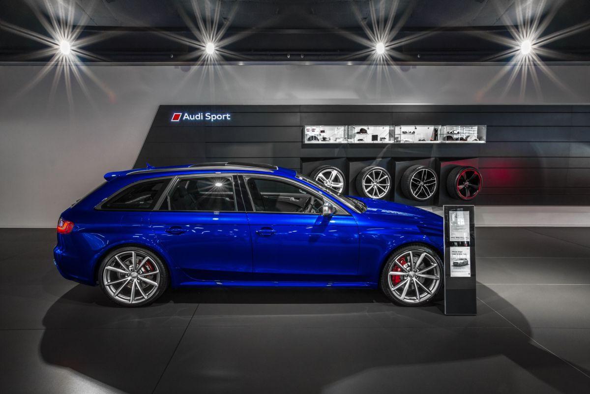Audi Sport est la nouvelle marque pour les modèles RS et R8 - Audi Australia l'inaugure