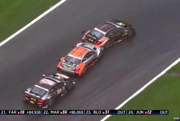 DTM – Audi & Timo Scheider lourdement sanctionnés