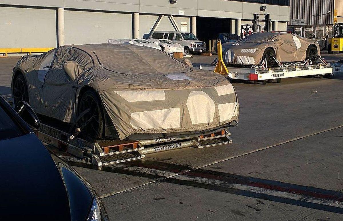La future Bugatti se dévoile en Californie