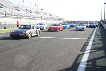 Vidéo de la Parade des Porsche Days 2015