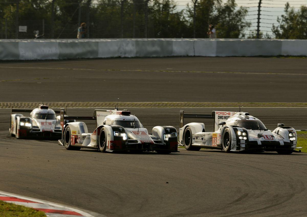 WEC - 3ème place pour Audi au Nürburgring - En tête du WEC