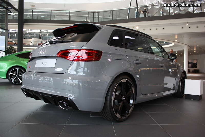 Espace Audi Exclusive De L Audi Forum Neckarsulm 4legend