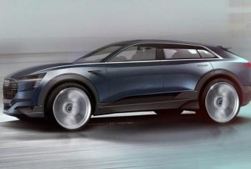 Audi e-tron quattro concept à l'IAA 2015 – Un véhicule proche de la production en série