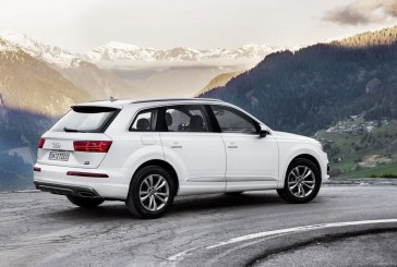 Audi Q7 ultra 3.0 TDI quattro – Un diesel hautement efficient