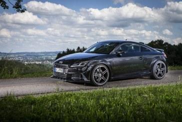 Agrément de conduite XXL – avec l'Audi TTS de 370 chevaux boostée par ABT