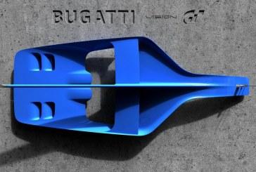 """Bugatti Vision Gran Turismo –  Bugatti créé son premier véhicule pour le jeu video """"Vision Gran Turismo"""""""