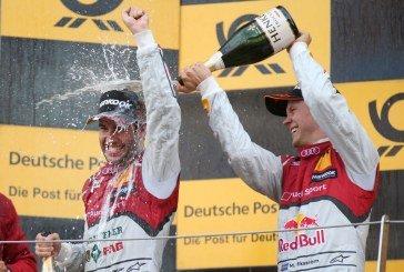 DTM – Victoire d'Audi à Moscou et lead du championnat