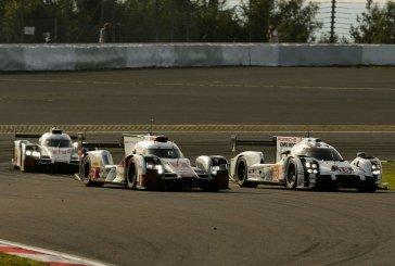 WEC – 3ème place pour Audi au Nürburgring – En tête du WEC