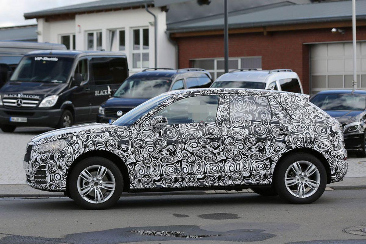Présentation de l'Audi Q2 au salon de Genève 2016 - Exit le nom Q1