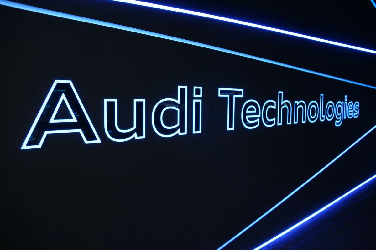 Live IAA 2015 - Audi à la pointe des nouvelles technologies embarquées