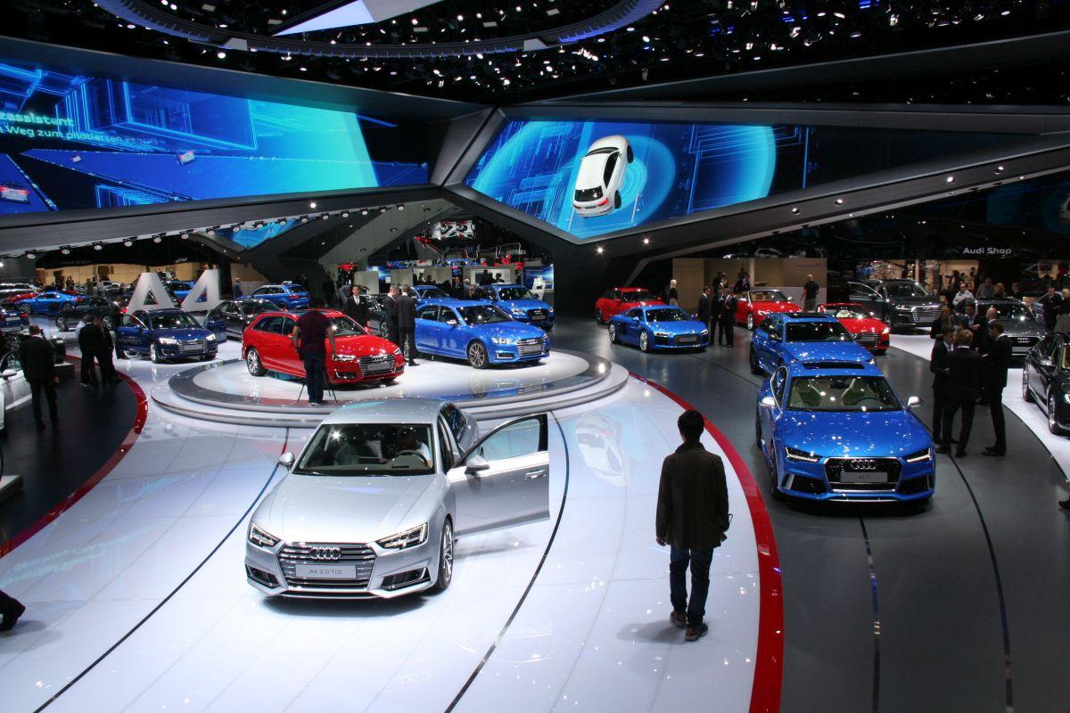 Live IAA 2015 - Visite en vidéo du stand Audi et de l'Audi e-tron quattro concept
