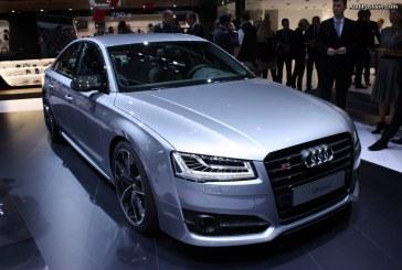Live IAA 2015 – Audi S8 plus