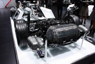 Live IAA 2015 – Audi A3 Sportback et A4 g-tron.