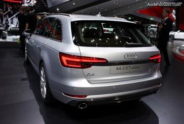 Live IAA 2015 – Audi A4 2.0 TFSI Ultra