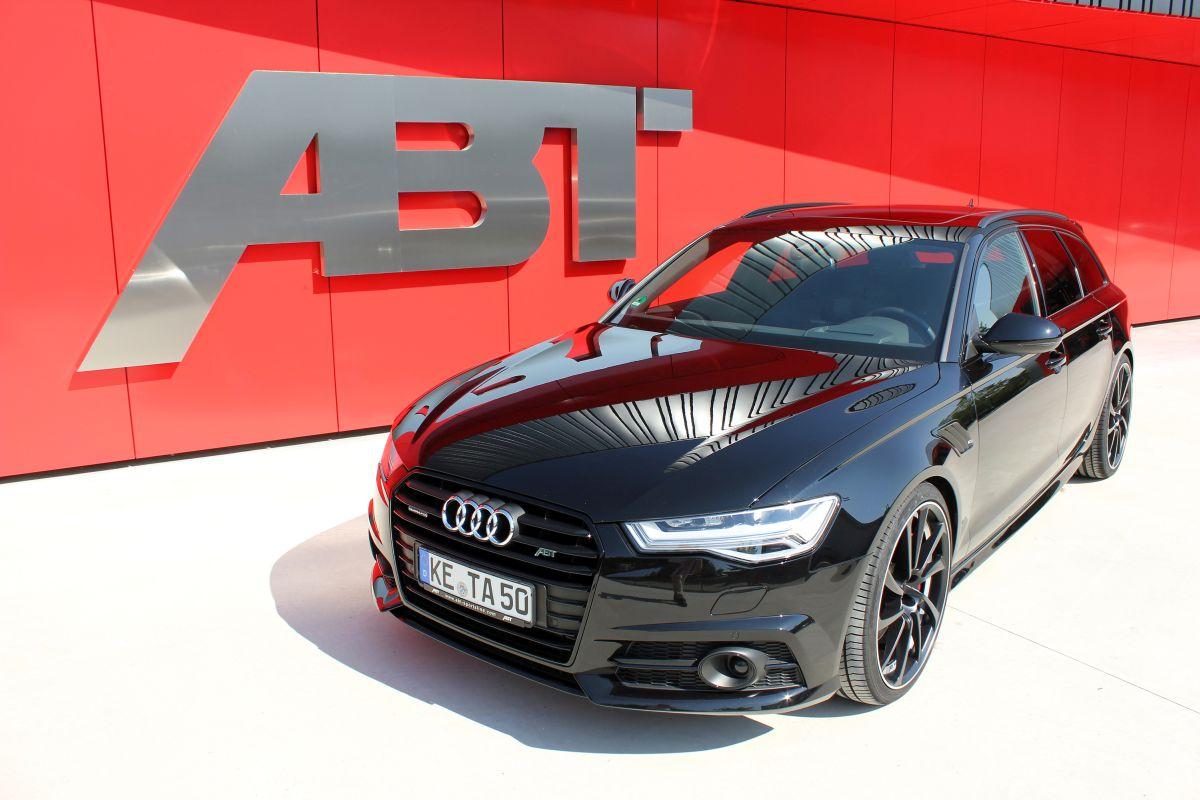 ABT Sportsline muscle l'Audi A6 - jusqu'à 365 ch (diesel) ou 410 ch (essence)