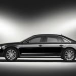 Audi A8 L Security – L'Audi blindée la plus sûre