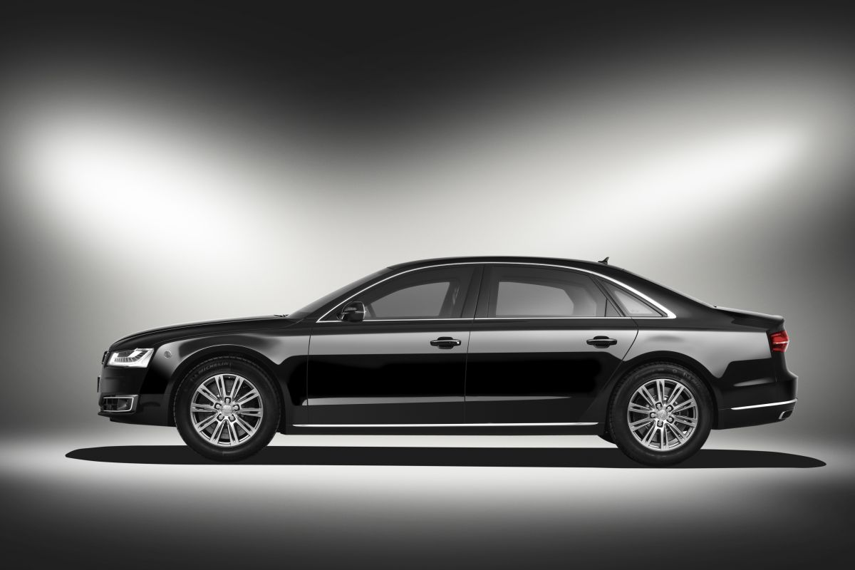 Audi A8 L Security - L'Audi blindée la plus sûre