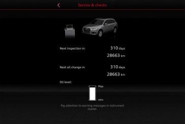 Nouveaux services Audi connect – Sécurisés et pratiques pour les Audi Q7 et A4/S4 B9