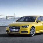 Ouverture des commandes de la nouvelle Audi A4
