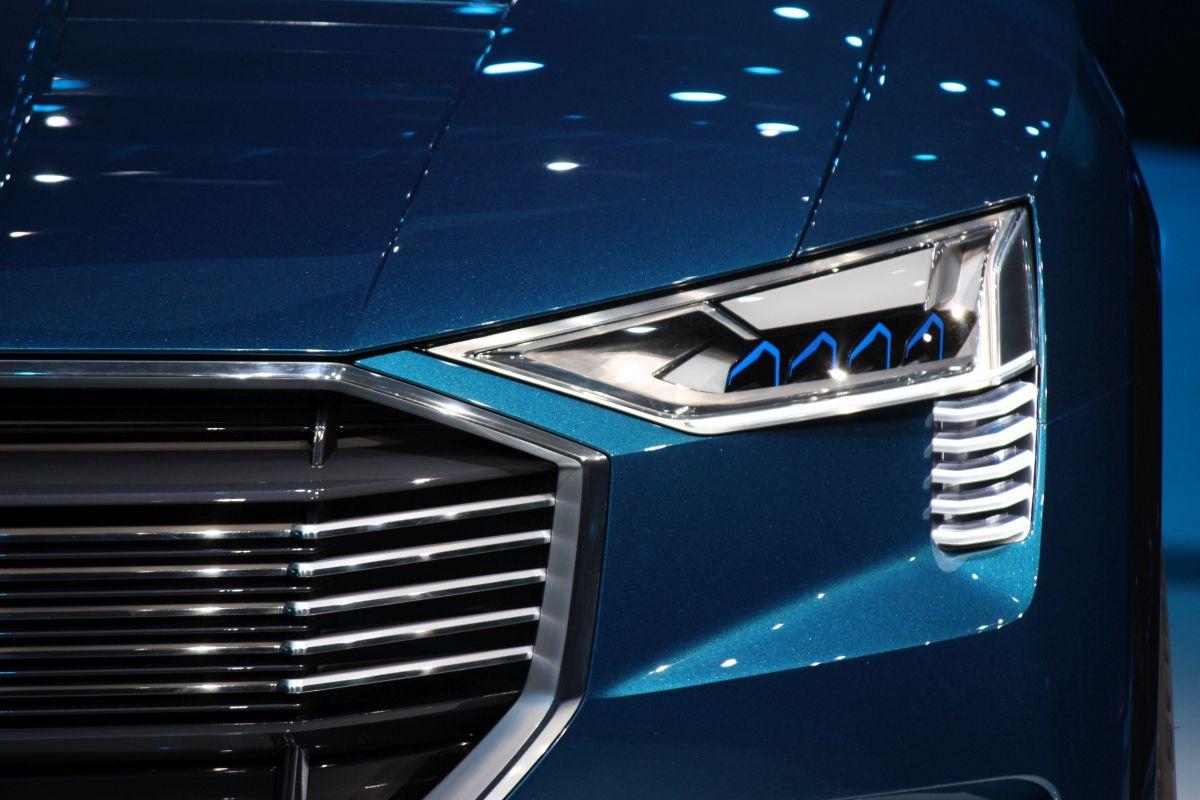 ISAL 2015 - Audi brille au plus grand congrès d'éclairage au monde