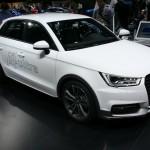 Live IAA 2015 – Audi A1 Active et nouveaux accessoires Audi