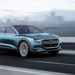 IAA 2015 – Audi e-tron quattro concept