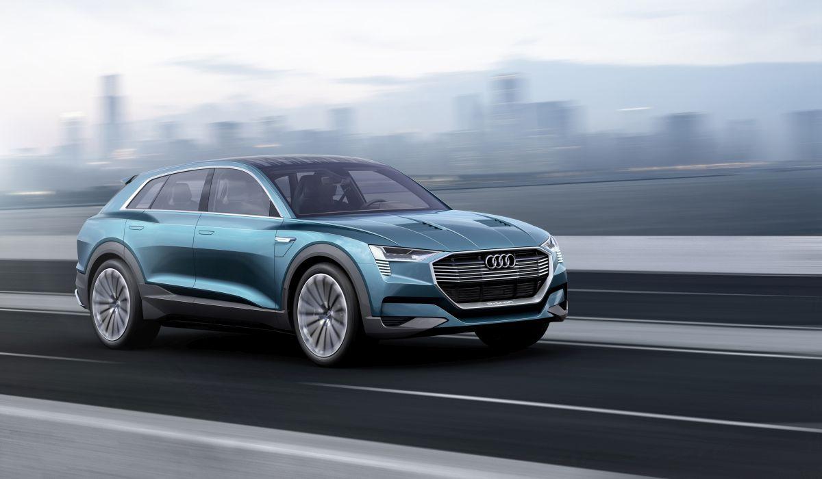 IAA 2015 - Audi e-tron quattro concept