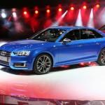 Live IAA 2015 – Audi S4 B9 berline en détail
