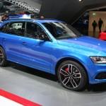 Live IAA 2015 – Audi SQ5 TDI plus