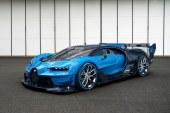 IAA 2015 – Le concept car Bugatti Vision Gran Turismo conçu pour les fans