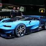 Live IAA 2015 – Bugatti Vision Gran Turismo en détail