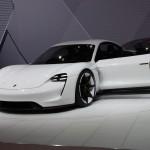 Live IAA 2015 – Porsche Mission E concept en détail
