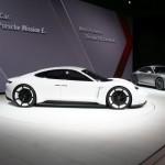 Live IAA 2015 – Nouveautés Porsche : 911 Carrera & Mission E