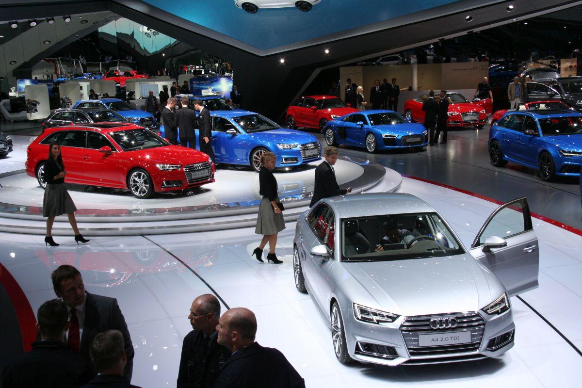 Live IAA 2015 - Découverte du stand Audi en détails