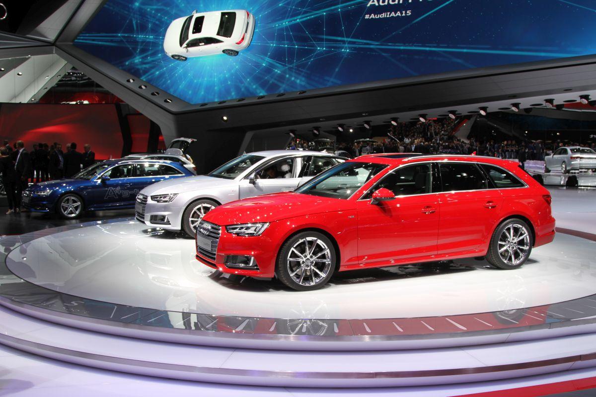 Live IAA 2015 - Les systèmes de conduite Audi de ultra à e-tron
