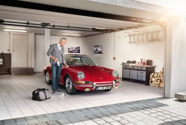 Porsche Classic propose une gamme spécifique de soin de voiture