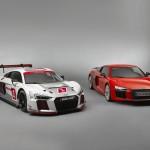 Ouverture des ventes de la nouvelle Audi R8 LMS