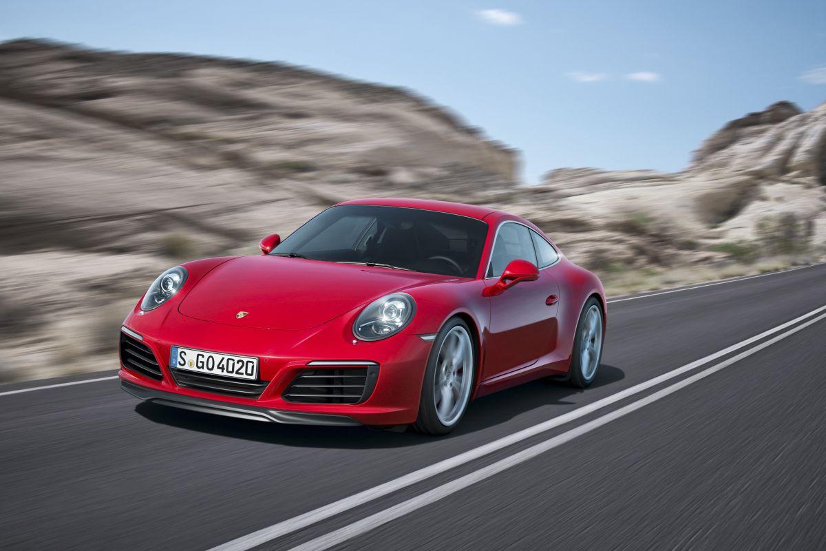 Nouvelle Porsche 911 Carrera - Nouvelle motorisation, châssis amélioré, nouveau PCM