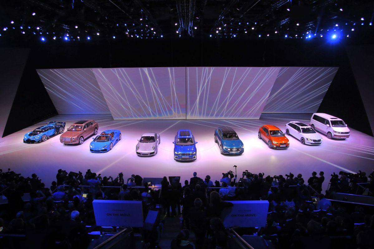 Restructuration du Groupe Volkswagen - Les détails