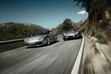 Porsche Spyder – Saga d'une lignée de modèles rapides par tradition