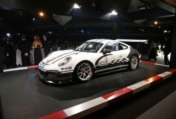 Vidéo assemblage d'une Porsche 911 GT3 Cup