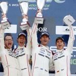 WEC – Doublé Porsche aux 6 Heures du Nürburgring