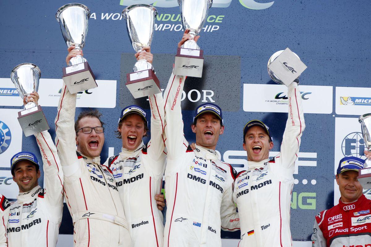 WEC - Doublé Porsche aux 6 Heures du Nürburgring