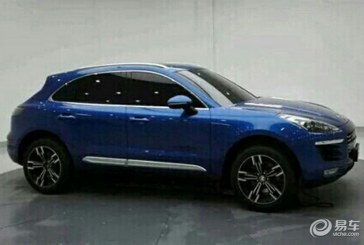 Zotye T700 – Une mauvaise copie chinoise du Porsche Macan